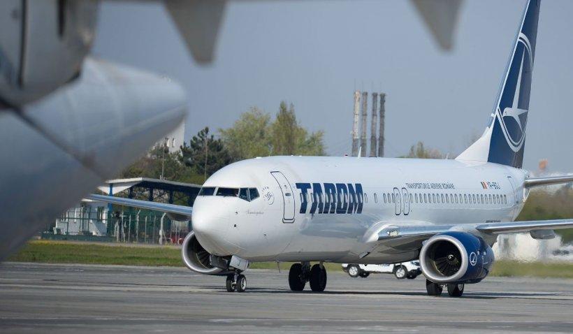 Cursele TAROM către Cluj şi Iaşi nu pot decola de pe Otopeni, din cauza unor defecţiuni