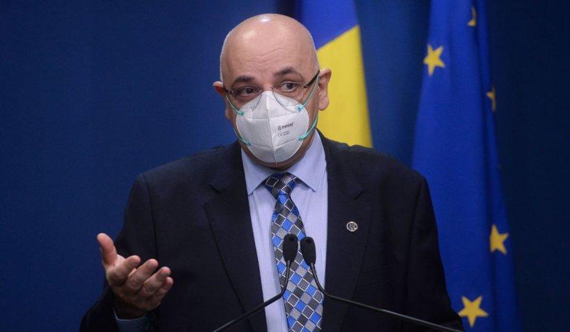Raed Arafat clarifică măsurile pentru persoanele care se întorc în România din zona roșie: Doar cei vaccinați nu intră în carantină