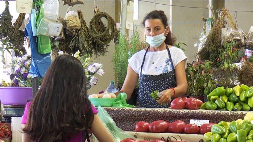Subvenţii tot mai mici, legume româneşti tot mai puţine