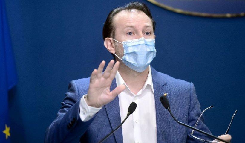 Guvernul se laudă cu 5 milioane de români vaccinați, jumătate din ce își propusese premierul Florin Cîțu