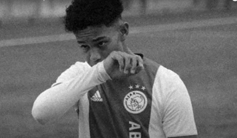 Dramă în lumea fotbalului. Un tânăr talent pregătit de Ajax a murit într-un accident de mașină