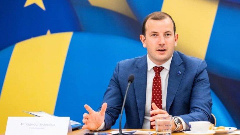 Sinkevicius, comisar pentru Mediu: Cea mai mare îngrijorare sunt tăierile ilegale