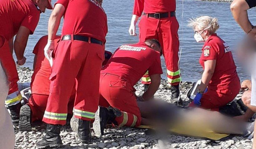 Un copil de 15 ani s-a înecat în râul Suceava