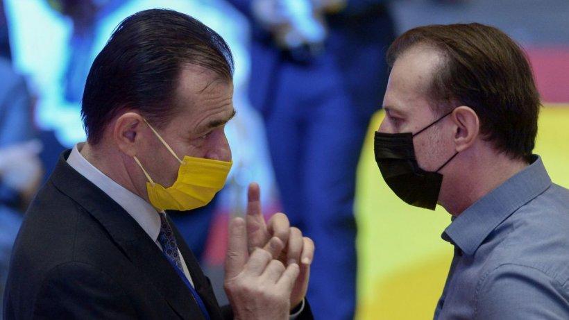 """Orban, noi mărturisiri: """"Trebuie să știți că nu m-am așteptat ca Florin Cîțu să candideze la președinția PNL"""""""