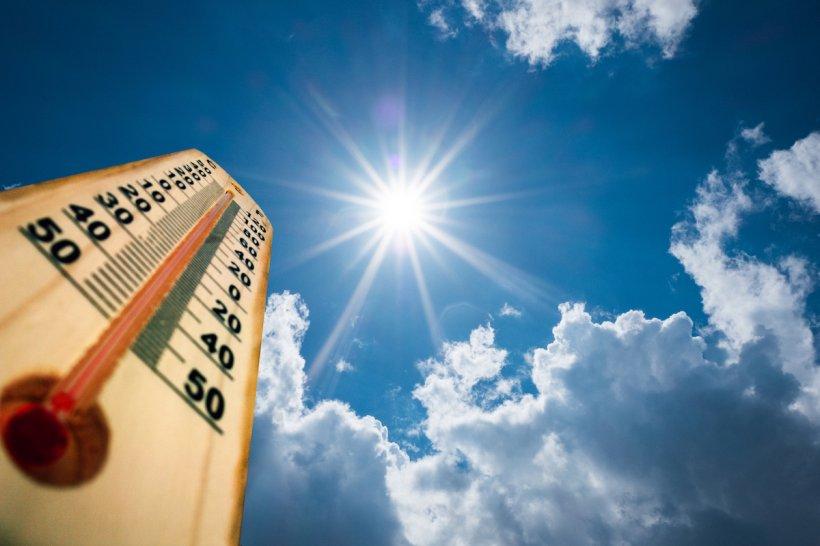 Prima zi din august debutează cu cod portocaliu de caniculă în sudul ţării. Temperaturile vor depăşi 40 de grade Cesius