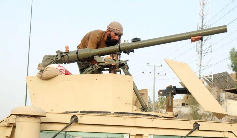 Talibanii au bombardat cu rachete aeroportul din Kandahar. Zborurile au fost suspendate