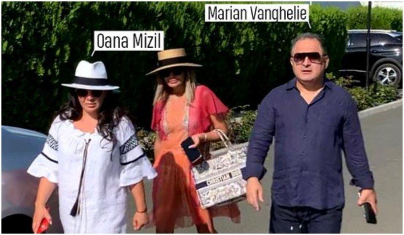 Primele imagini cu Vanghelie și Oana Mizil după împăcare. Cei doi petrec relaxați la Mamaia