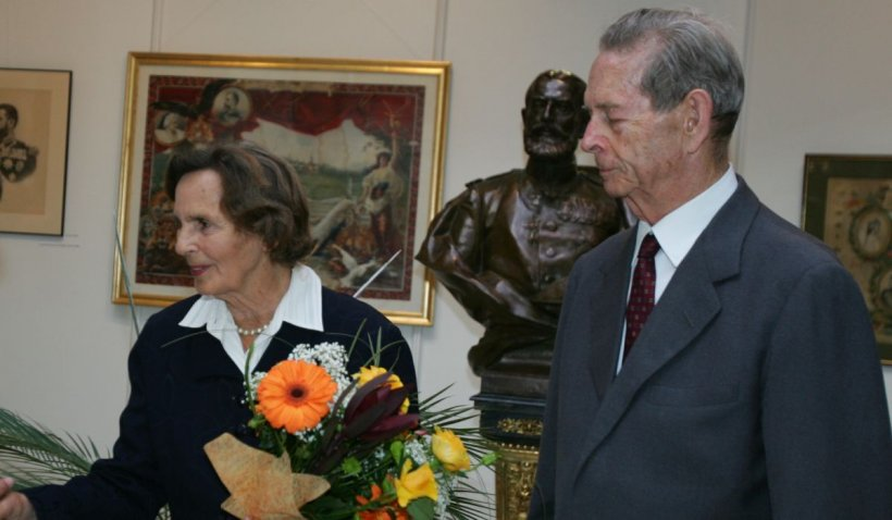 5 ani de la moartea reginei Ana a României. Principesa Margareta și principele Radu au participat la slujba de pomenire