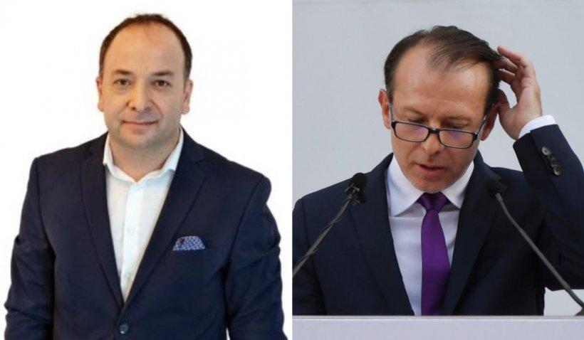 """Bancherii nu cred în creșterea economică de 10% anunțată de Florin Cîțu: """"Veștile continuă să fie proaste"""""""