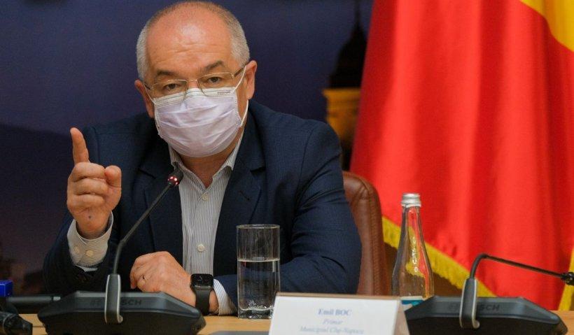 """Buletinele electronice cu cip, lansate în Cluj-Napoca. Boc:""""Nu e vorba de cip introdus în corp, e o amprentă. Noile acte vor înlocui buletinele"""""""