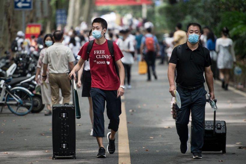 COVID-19 revine la Wuhan, după câteva luni fără niciun caz de infecție