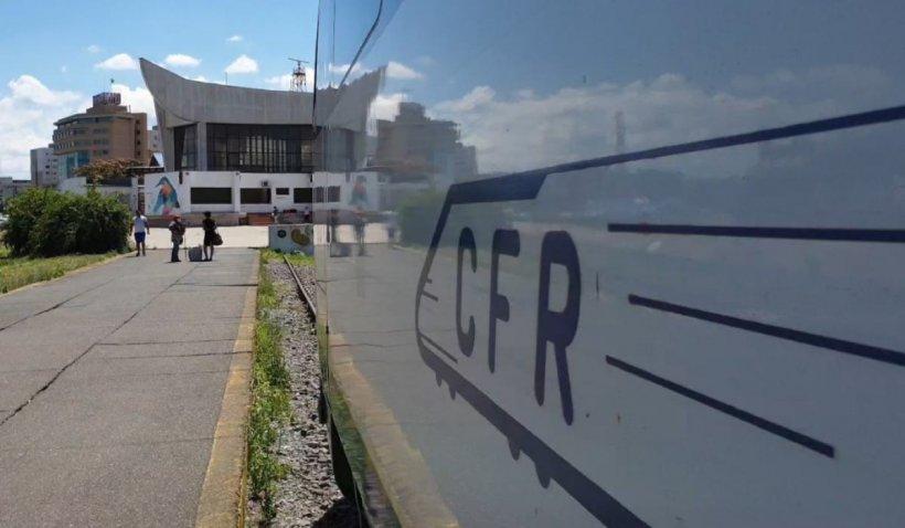 "Jurnaliști amenințați cu bătaia de angajații CFR: ""Te plesnesc. Stinge că ți-l sparg"""