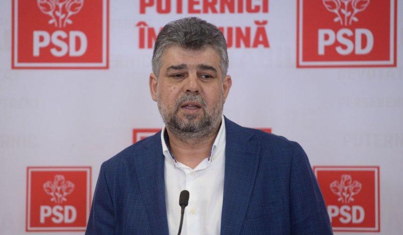 """Marcel Ciolacu: """"Primarii PSD au început adevărata reformă administrativă din România"""""""
