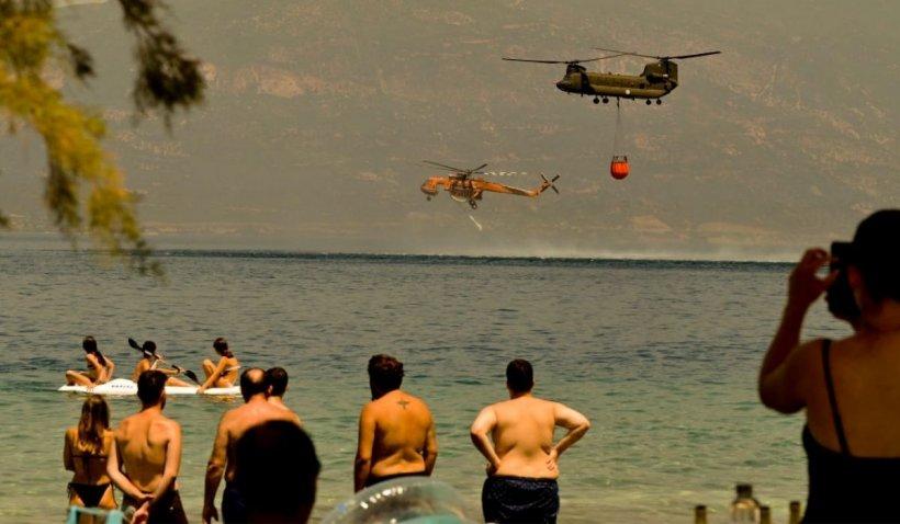 """Premierul Greciei, alarmat de vremea extremă: """"Ne confruntăm cu cea mai gravă caniculă din 1987"""""""
