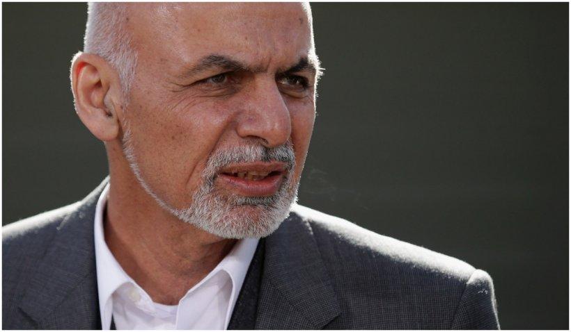 Președintele Ashraf Ghani dă vina pe Statele Unite pentru situația în care se găsește acum Afganistanul