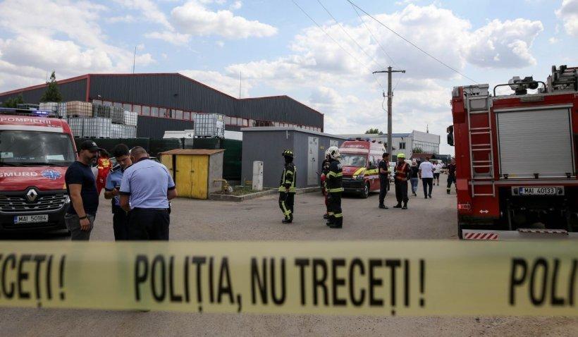 Unul dintre bărbații arși în incendiul de la Popești Leordeni, transferați în Germania, a murit