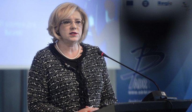 """Corina Cretu, despre PNRR: """"Un training pentru câteva ore facturat la 133.000 de euro. Comisia Europeană cere clarificări"""""""