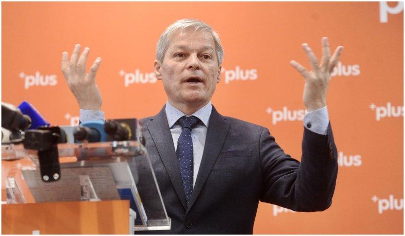 """Dacian Cioloș anunță că miniștrii USR PLUS vor fi evaluați după Congres. """"Reformele nu au avansat așa cum noi ne-am fi dorit"""""""