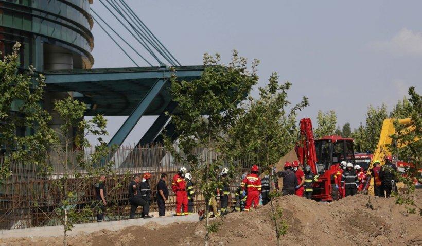 """ITM spune că a fost încălcată legea în cazul muncitorilor prinşi sub pământ: """"Dosarul va merge la Parchet"""""""