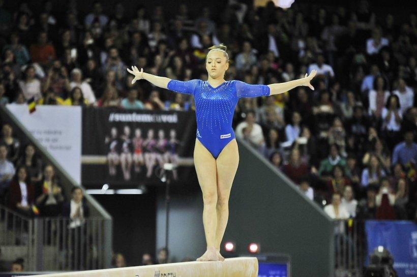 Larisa Iordache s-a retras în finala olimpică de la bârnă, de la Tokyo