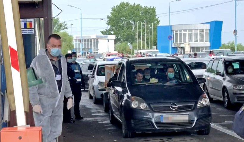 """Mesajul unui român pentru conaționalii care ajung la vama din Bulgaria: """"Nu mai blocați Vama"""". Sfatul bărbatului pentru evitarea aglomerației"""