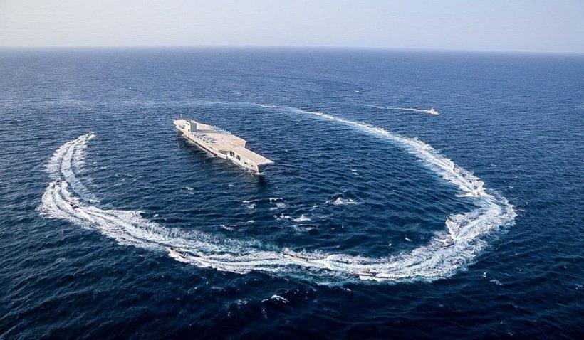 Cum s-a încheiat deturnarea navei Asphalt Princess în Golful Oman. Este doilea incident grav atribuit Iranului, după atacul cu dronă în care un român a murit