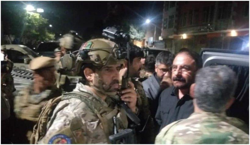 Întreg Afganistanul e cuprins de haos: explozii puternice în Kabul urmate de focuri de armă