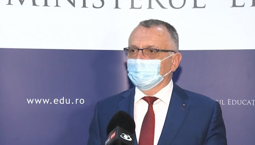 """Ministrul Educației, anunț înainte de începerea școlii: """"Îndemn la vaccinare bunici, părinți, elevi, profesori"""""""