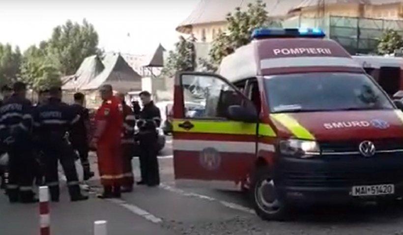 Un pensionar din Iaşi a murit intoxicat cu fum, după ce a uitat mâncarea pe foc