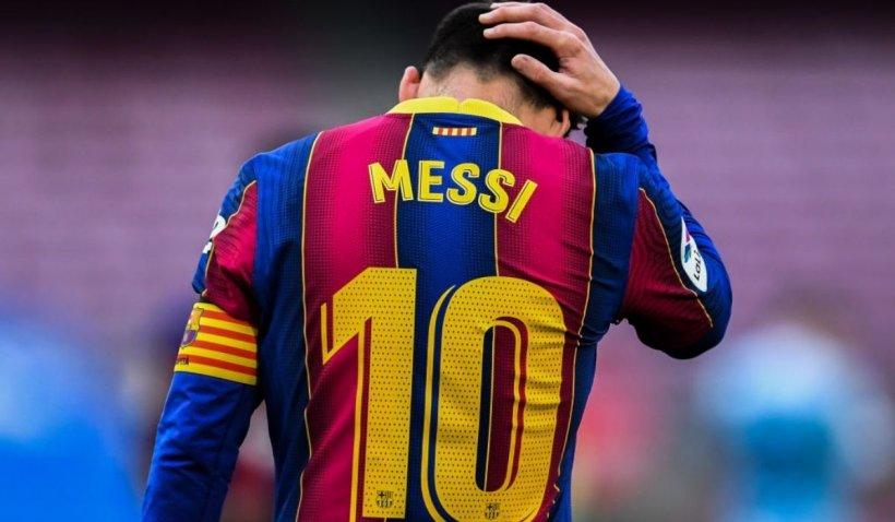 Era Messi-Barcelona ajunge la final. Cel mai bun jucător din lume spune adio clubului care l-a format