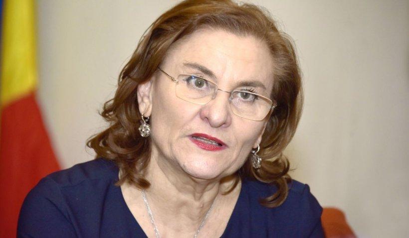 """Maria Grapini, revoltată: """"Rog cetățenii care sunt obligați să se vaccineze, să-mi scrie. Nu pot accepta dictatura"""""""