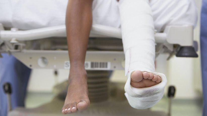 Sfat de prim ajutor în cazul fracturilor, luxațiilor sau entorselor