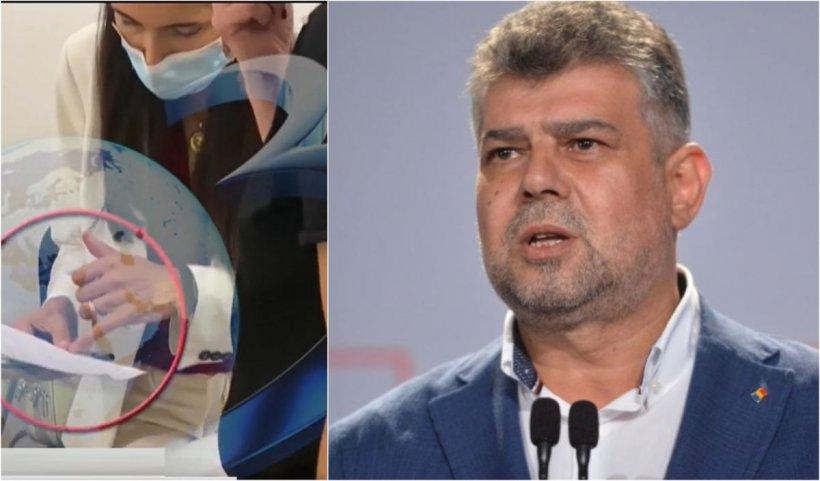"""Ciolacu, despre imaginile cu Clotilde Armand din seara alegerilor: """"De ce nu există mandate de reţinere?"""""""