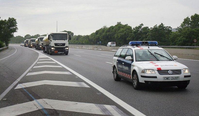 Doi șoferi de TIR din România sunt judecați pentru contrabandă cu arme de foc. Mai multe pistoale au fost găsite în camionul lor