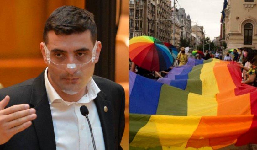 """AUR cere Primăriei Capitalei să revină asupra deciziei de a permite desfășurarea """"Bucharest Pride"""" pe Calea Victoriei"""