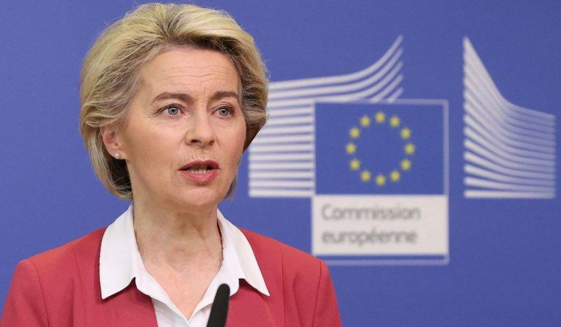 """Șefa Comisiei Europene, mesaj direct pentru țara noastră: """"Așteptăm acum ca România să ia măsurile necesare privind deșeurile și calitatea aerului în București"""""""