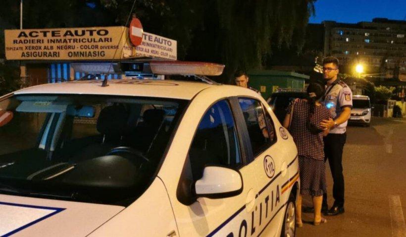 Femeie din Iași, cadru militar în rezevă, prinsă la volan cu o alcoolemie imensă