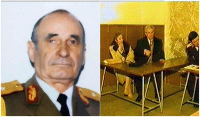 A murit generalul Andrei Kemenici, cel care i-a păzit pe soții Ceaușescu înainte de execuție
