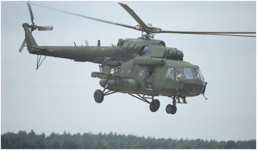 Un elicopter s-a prăbușit în Kamceatka. La bord se aflau 16 persoane