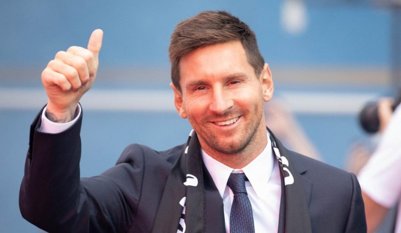 Lionel Messi va fi plătit în criptomonede la PSG