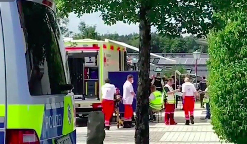 Un clan de romi a luat cu asalt o secție de poliție din Germania. Unul din membri era reținut acolo, pentru că ar fi violat un copil de patru ani