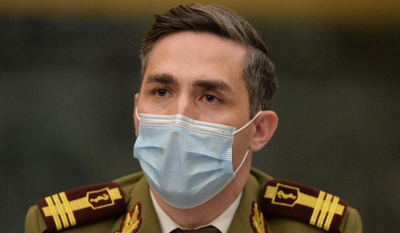 Valeriu Gheorghiță, avertisment despre complicațiile COVID-19 la adolescenții sub 20 de ani