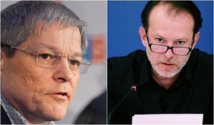 """Dacian Cioloş, reacţie în scandalul în care este implicat Florin Cîțu: """"E o problemă gravă, de etică, de morală"""""""