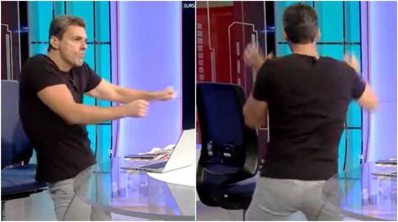 """Mircea Badea, moment neașteptat în timpul emisiunii: """"Atenție, vin pe scenă! Nu sunteți pregătiți, nu?"""""""