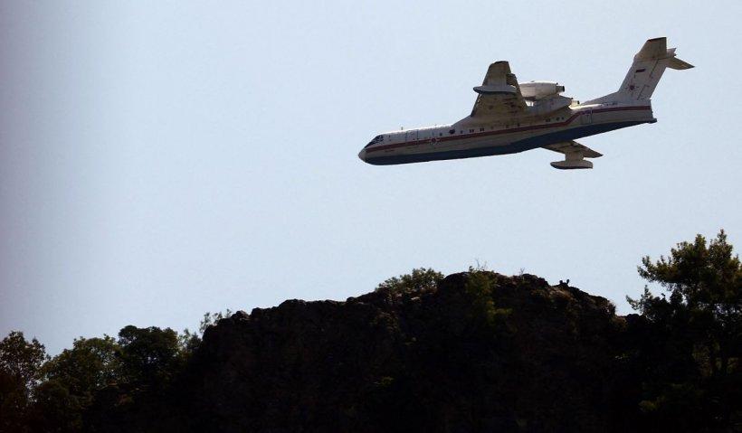 Un avion adus din Rusia pentru stingerea incendiilor s-a prăbușit în Turcia. Nu există supraviețuitori