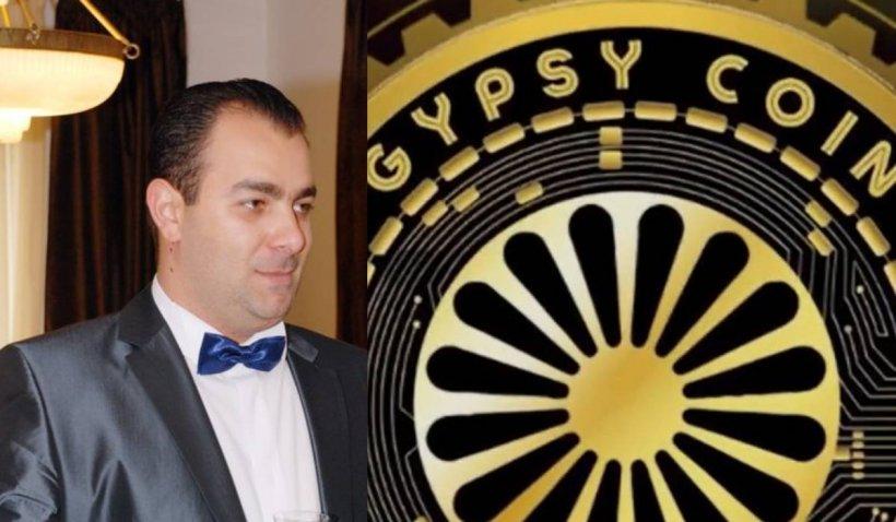 Daniel Cioabă lansează Gypsycoinn, criptomoneda romilor de pretutindeni