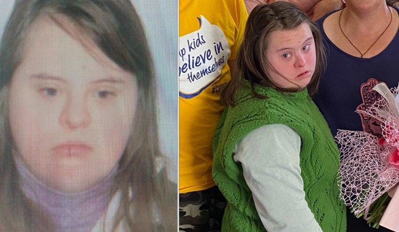Ana are 19 ani şi a dispărut sâmbătă din Borca. Dacă o vedeţi sunaţi la 112