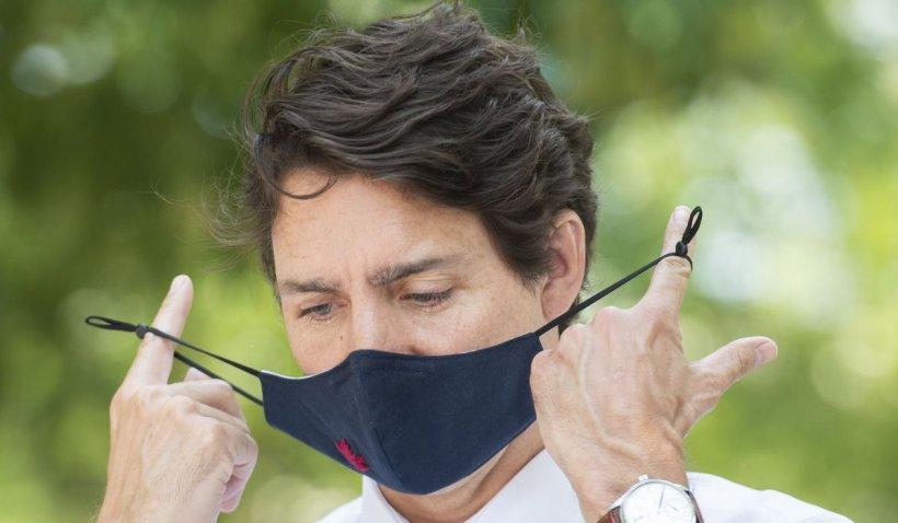 Premierul Justin Trudeau anunță alegeri parlamentare anticipate în Canada, luna viitoare