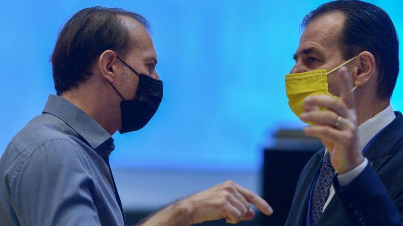 """Ludovic Orban: """"Cîțu nu mi-a spus nici în discuții personale, nici în proceduri legale despre dosarul său"""""""