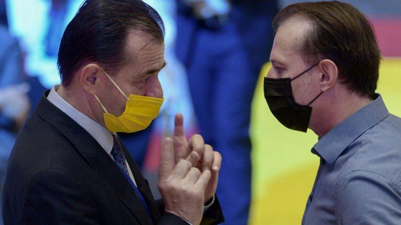Orban: Florin Cîțu urma să fie Guvernatorul BNR, în locul lui Mugur Isărescu